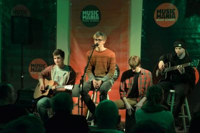 "MusicMania in Concert: ""Full of surprises"" feat. Lukas Ziegler"
